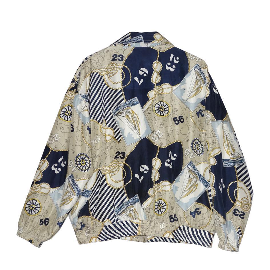 Vestes - Blouson en soie