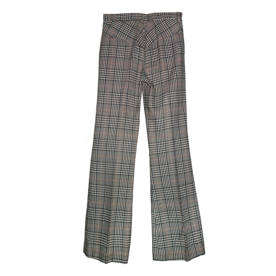 Pantalons - Pantalon tweed