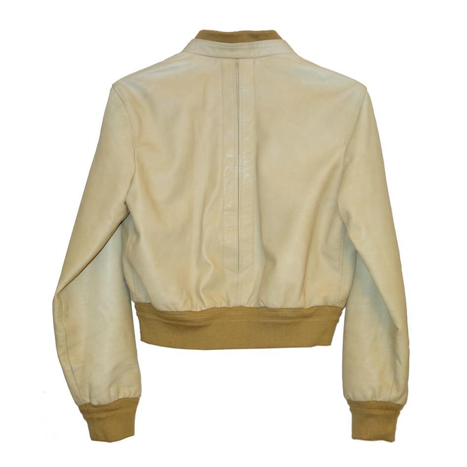Vestes/Manteaux - Veste en cuir