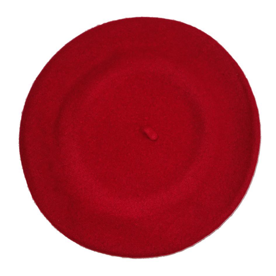 Accessoires - Béret rouge