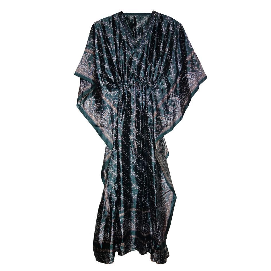 Robes - Kimono en satin