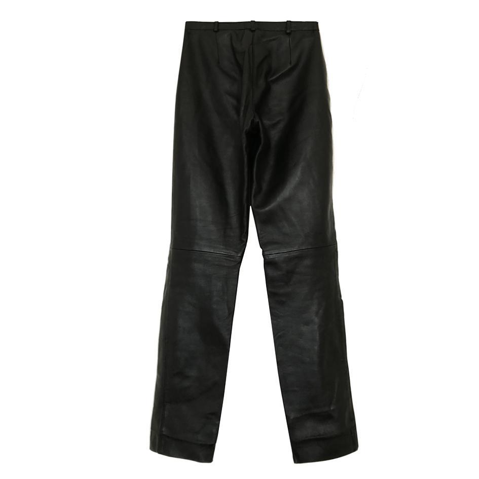 Pantalons - Pantalon en cuir