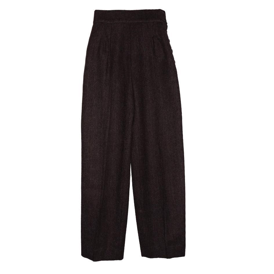 Pantalons - Pantalon tweed Emmanuelle Kahn