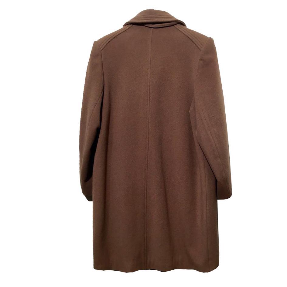 Manteaux - Manteau en laine & cachemire