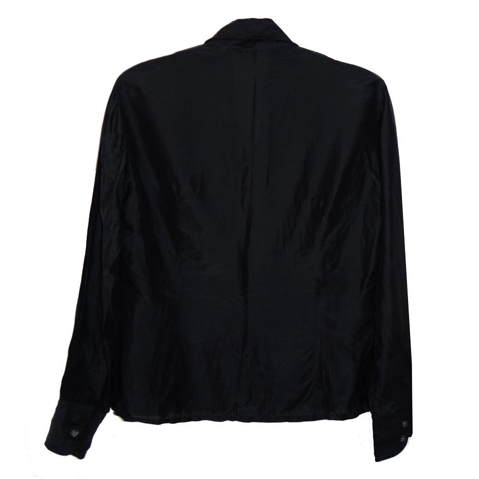 Tops - Chemise noire
