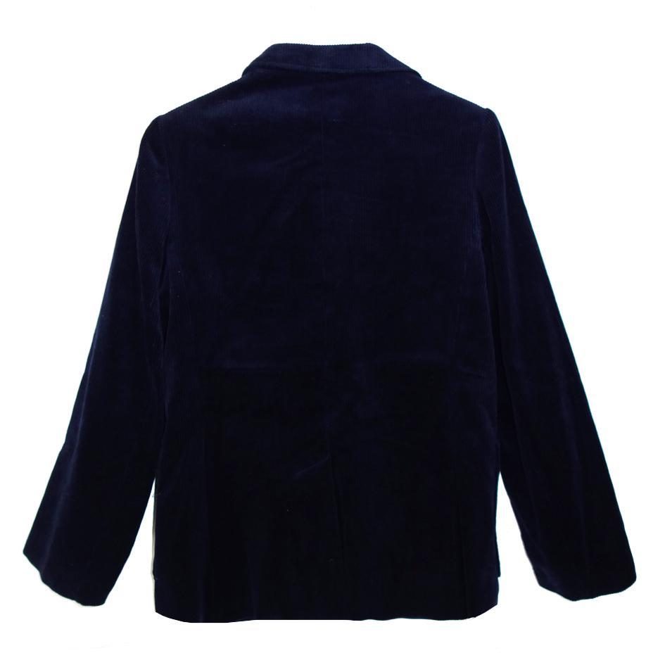 Vestes/Manteaux - Blazer en velours côtelé