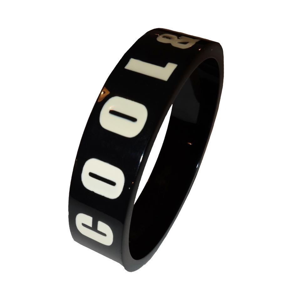 Accessoires - Bracelet en bois laqué D&G