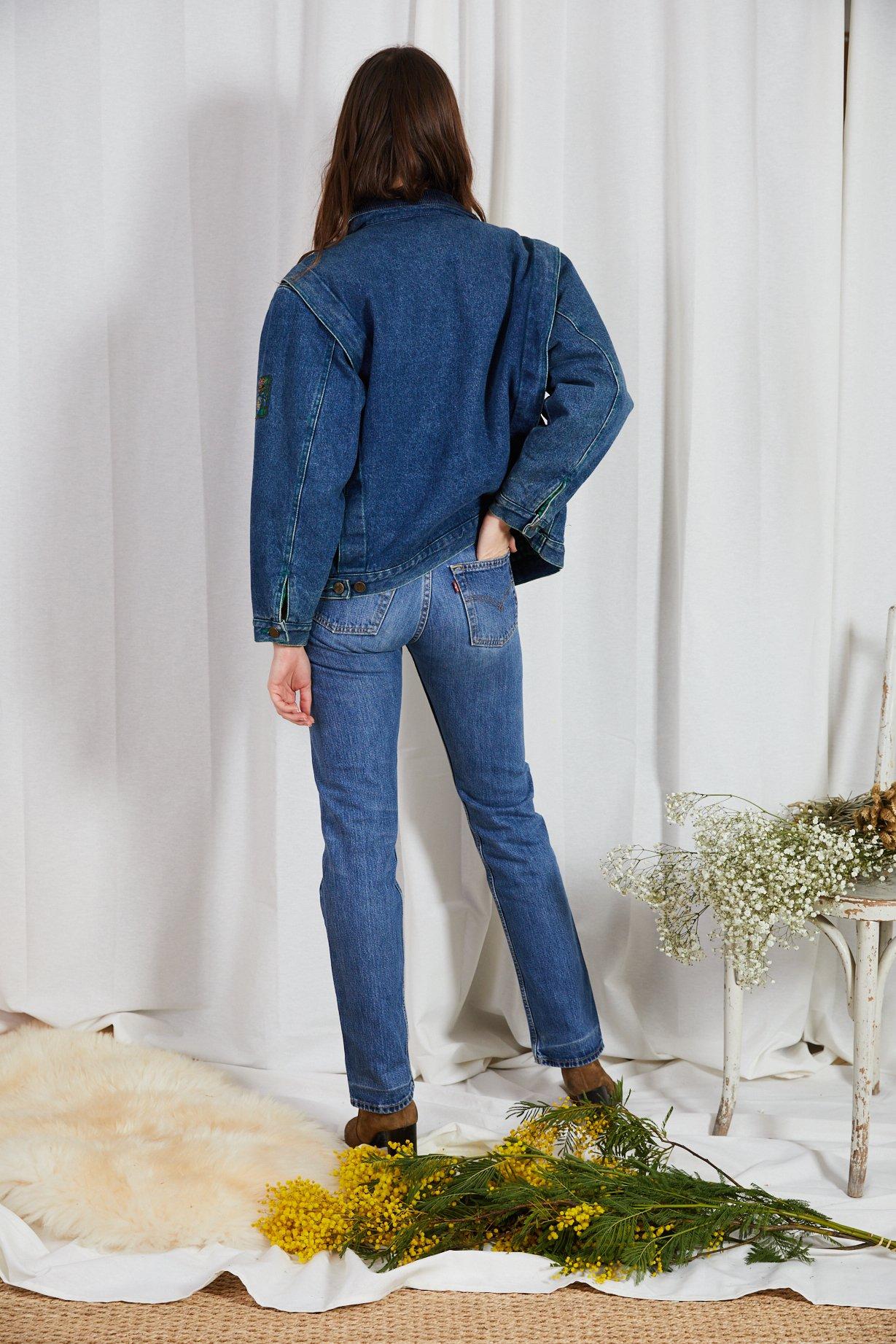 Vestes - Veste en jeans
