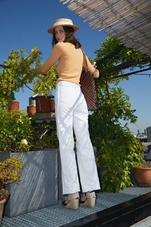 Pantalons - Jeans flare Lois