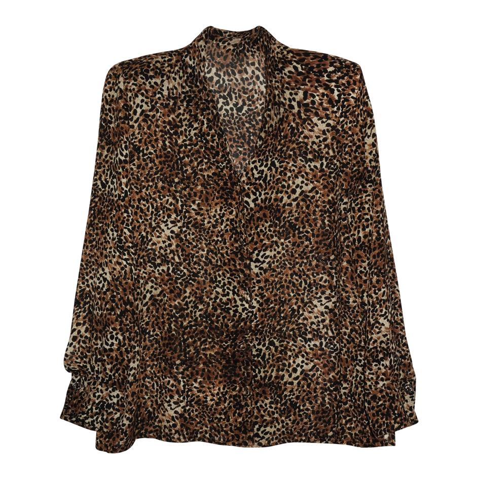 Tops - Chemise Leopard