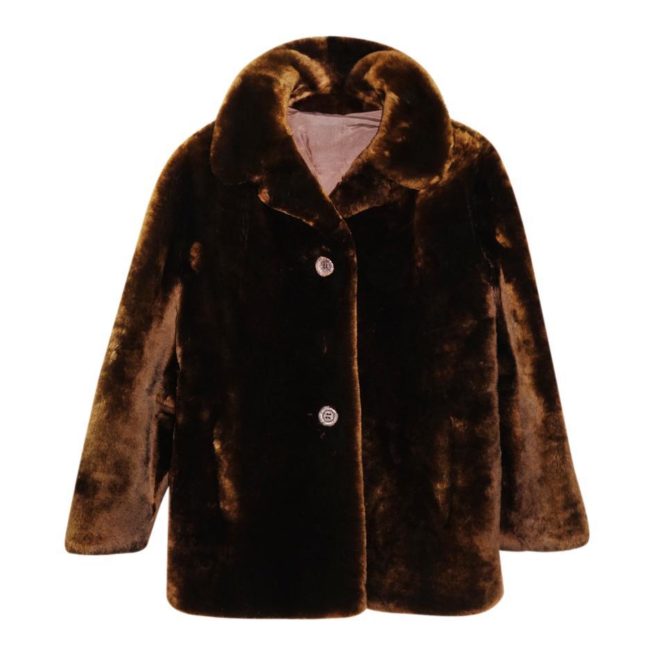 Vestes/Manteaux - Manteau en mouton