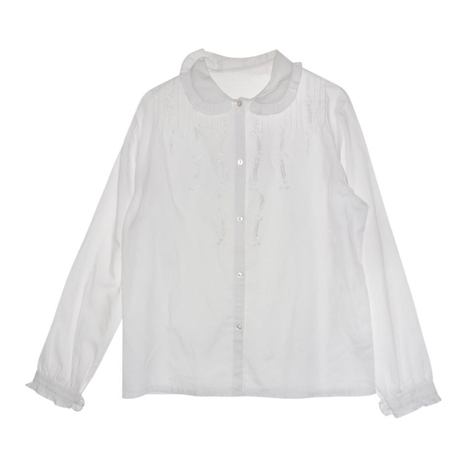 Tops - Blouse coton