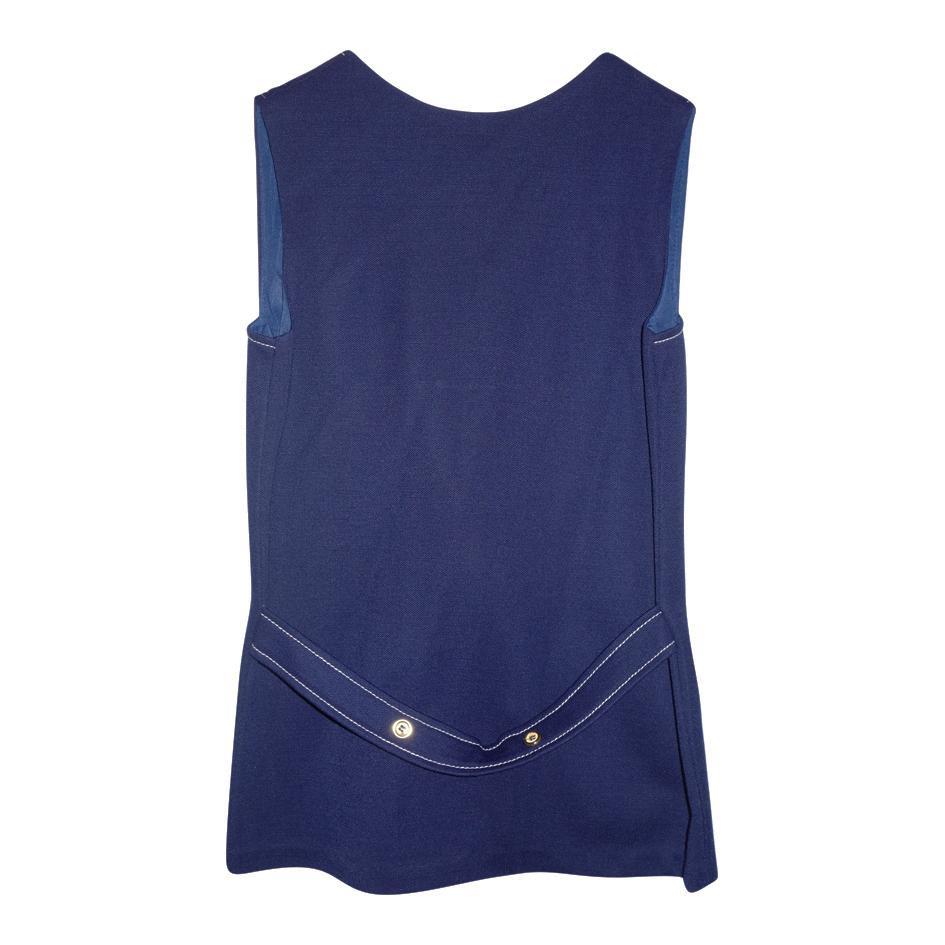 Tops - Top bleu marine