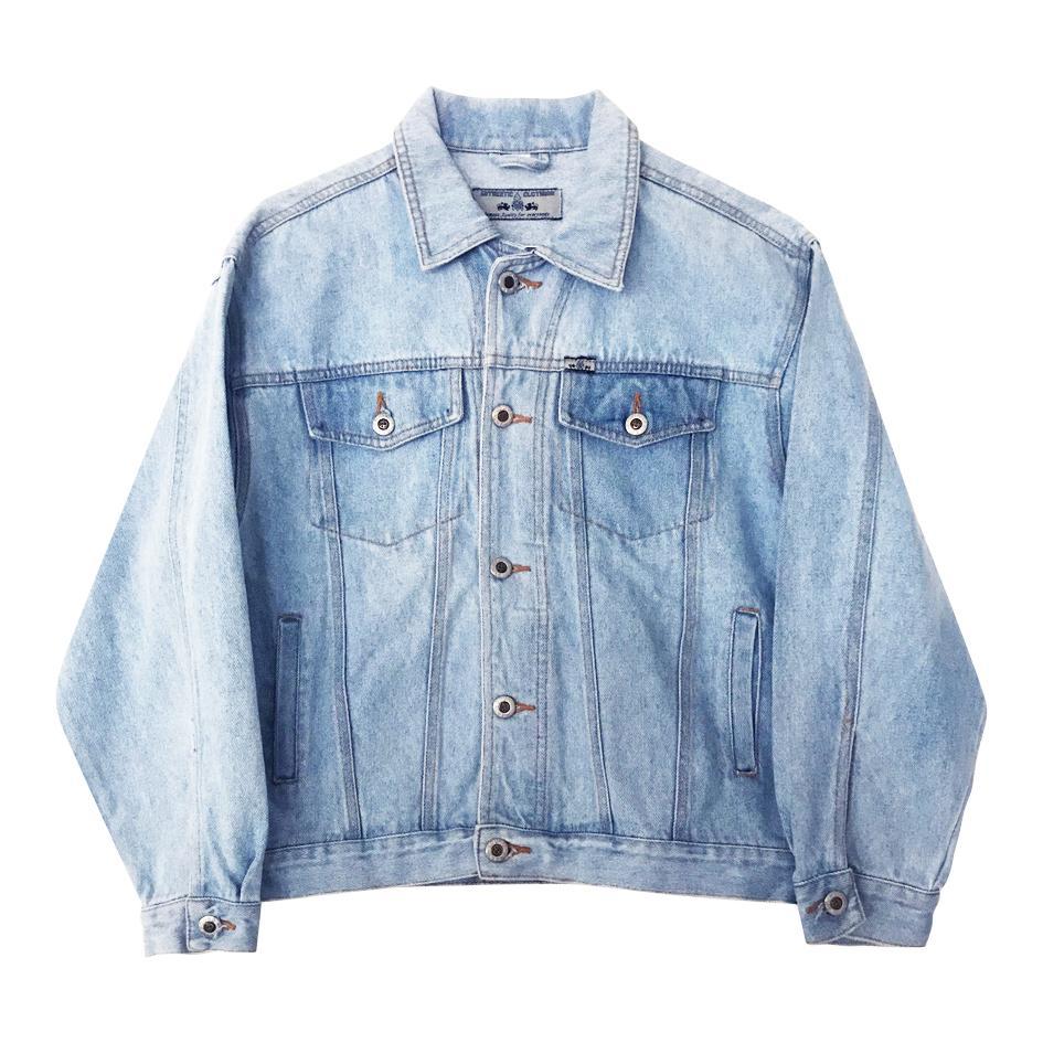 Vestes - Veste en jean clair