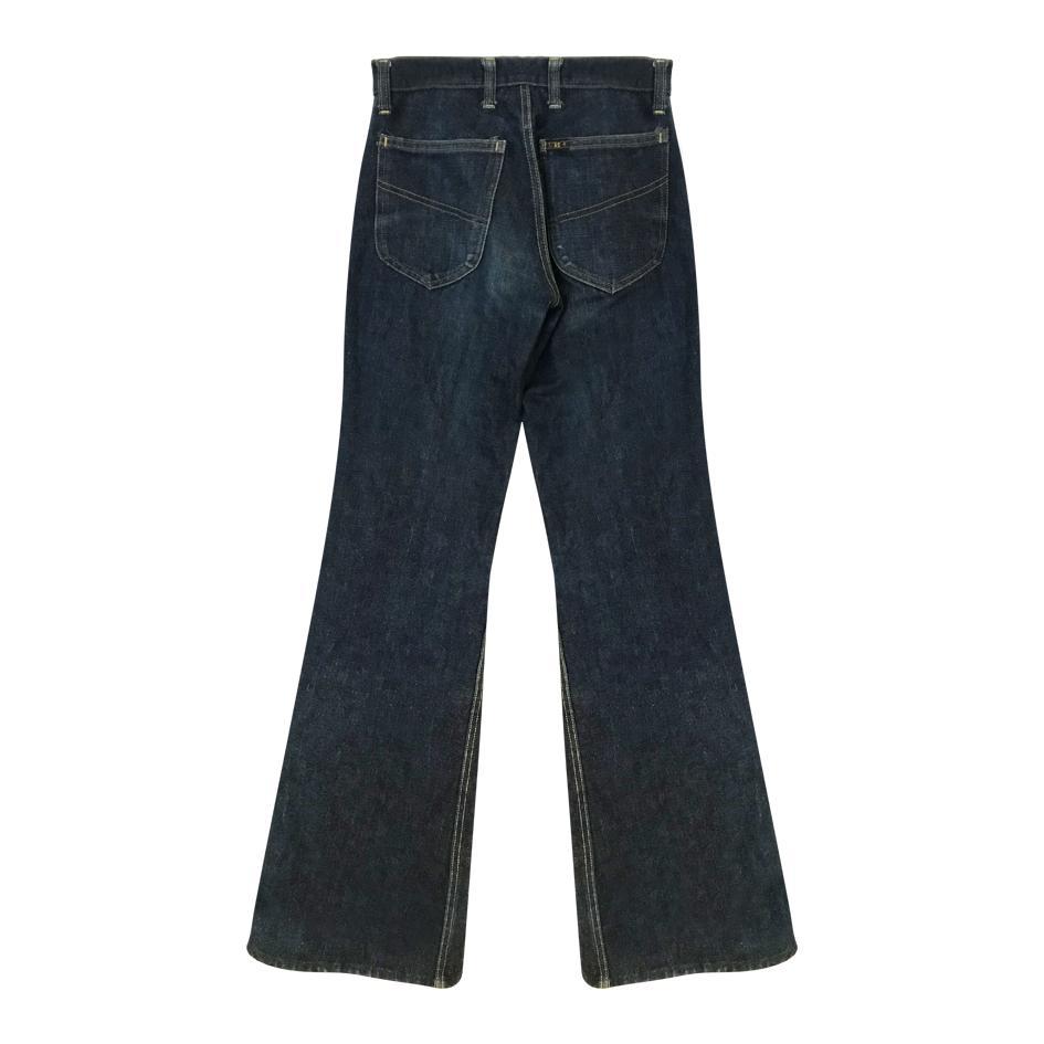 Pantalons - Jean flare brut