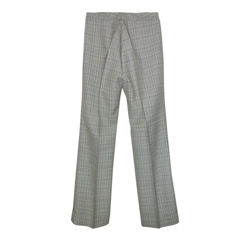 Pantalons - Pantalon flare imprimé tweed