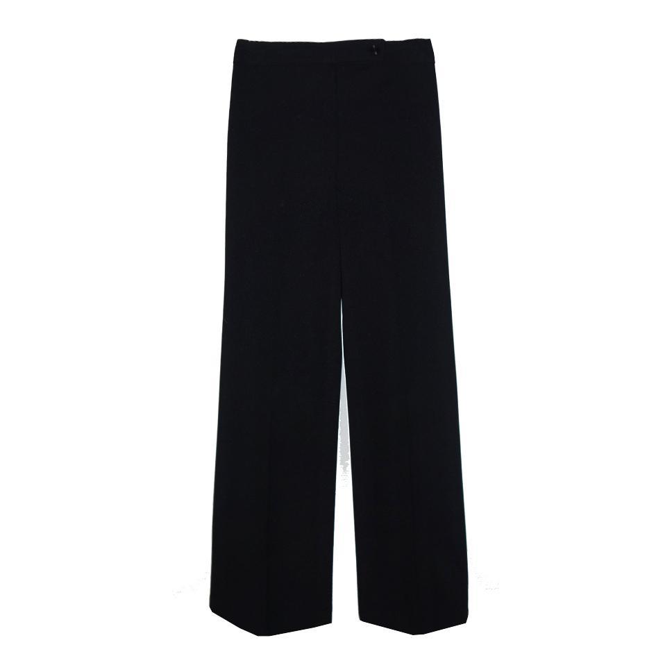 Pantalons - Pantalon flare noir