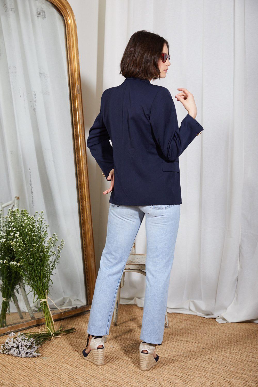 Pantalons - Jean Levi's 501 bleu clair