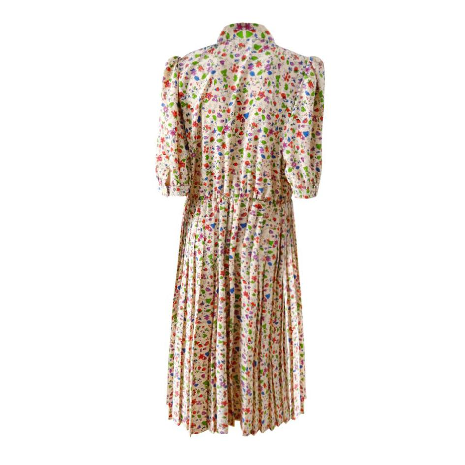 Robes - Robe chemise fleurie
