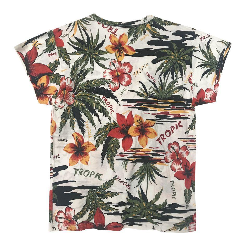 "Tops - T-shirt ""tropic"""