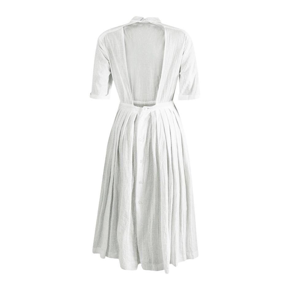 Robes - Robe Cacharel en coton indien