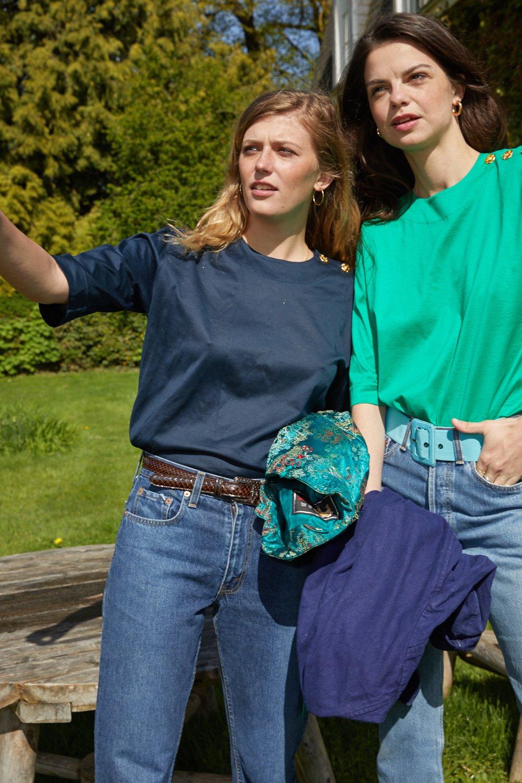 Tops - Tee-shirt Yves Saint Laurent