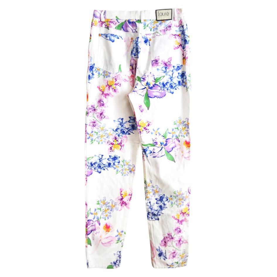 Pantalons - Pantalon floral Laurèl