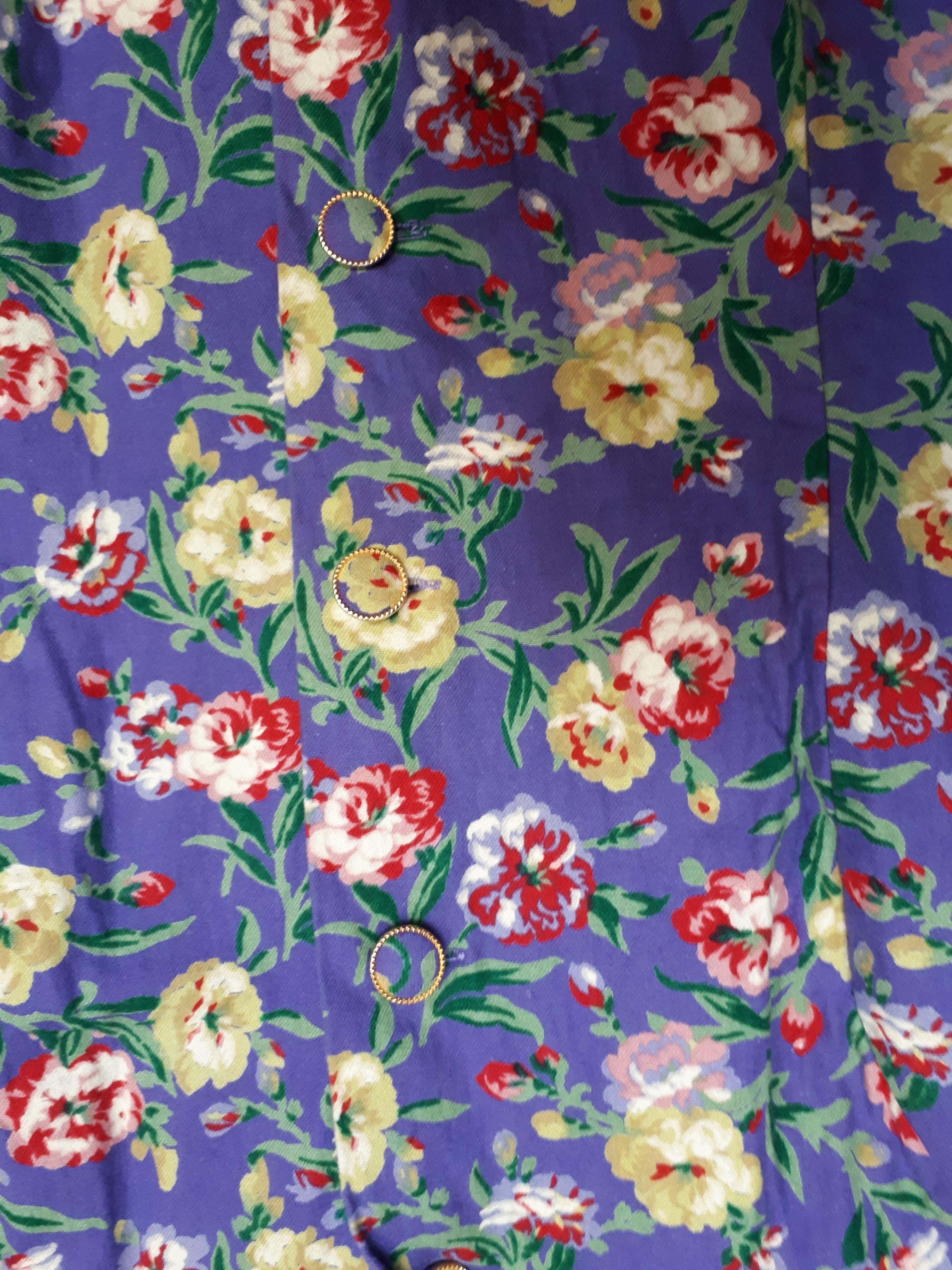 Vestes - Blazer fleuri