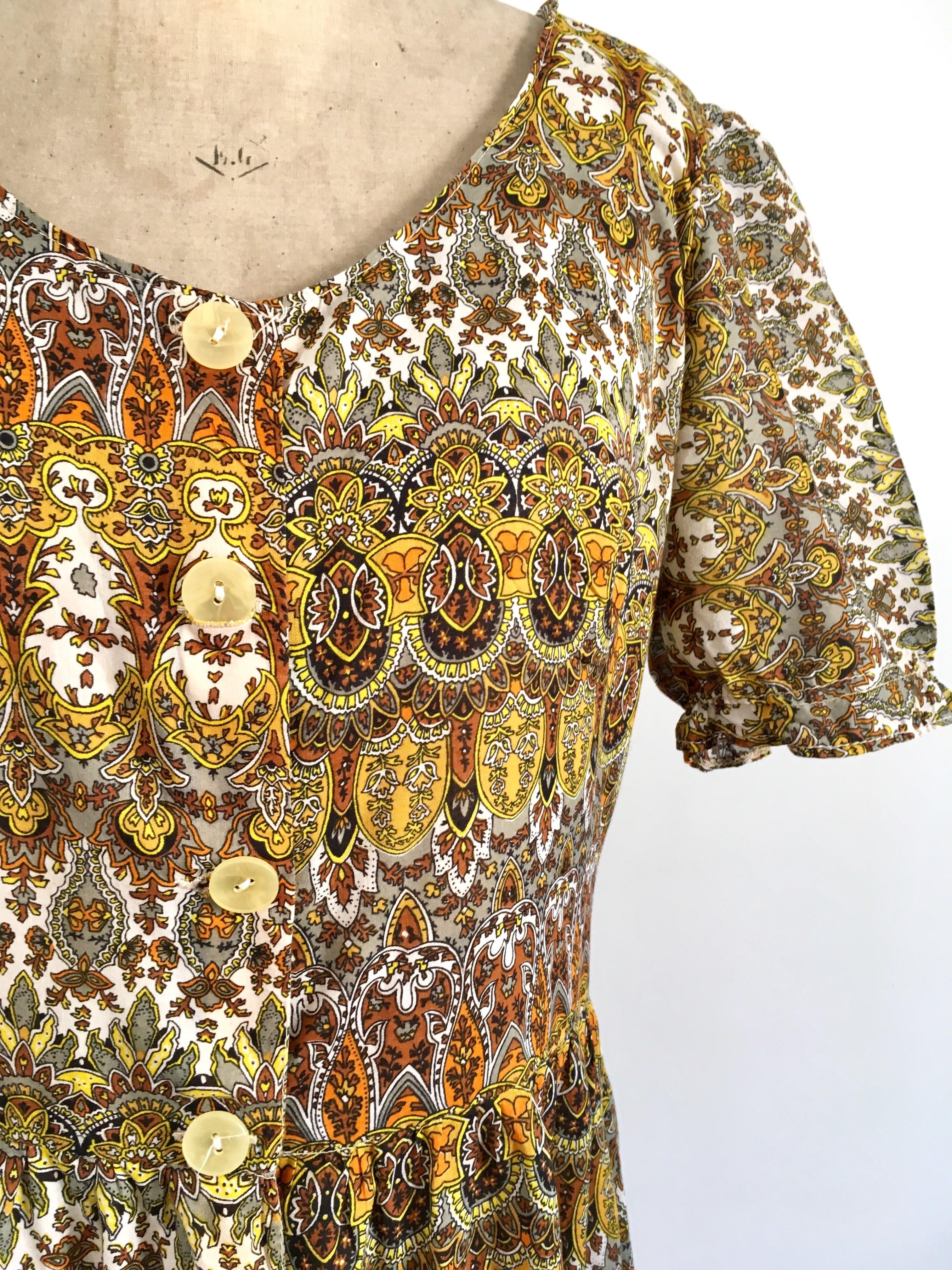 Robes - Robe longue bohème
