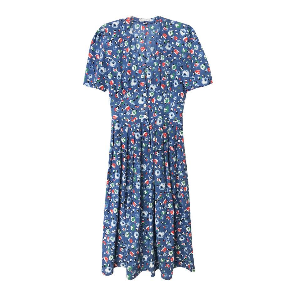 Robes - Robe en soie Cacharel