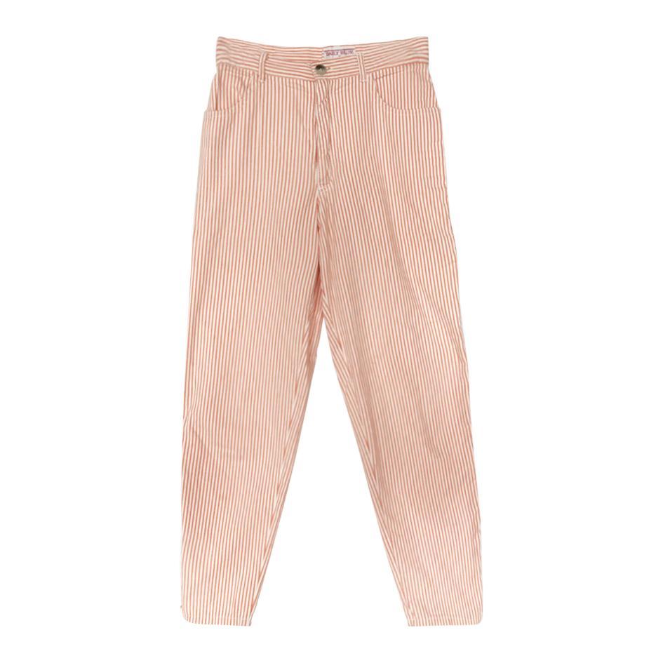 Pantalons - Pantalon rayé