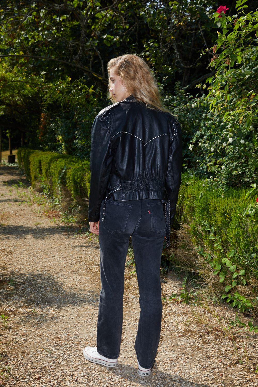 Pantalons - Jean Levi's 501 gris
