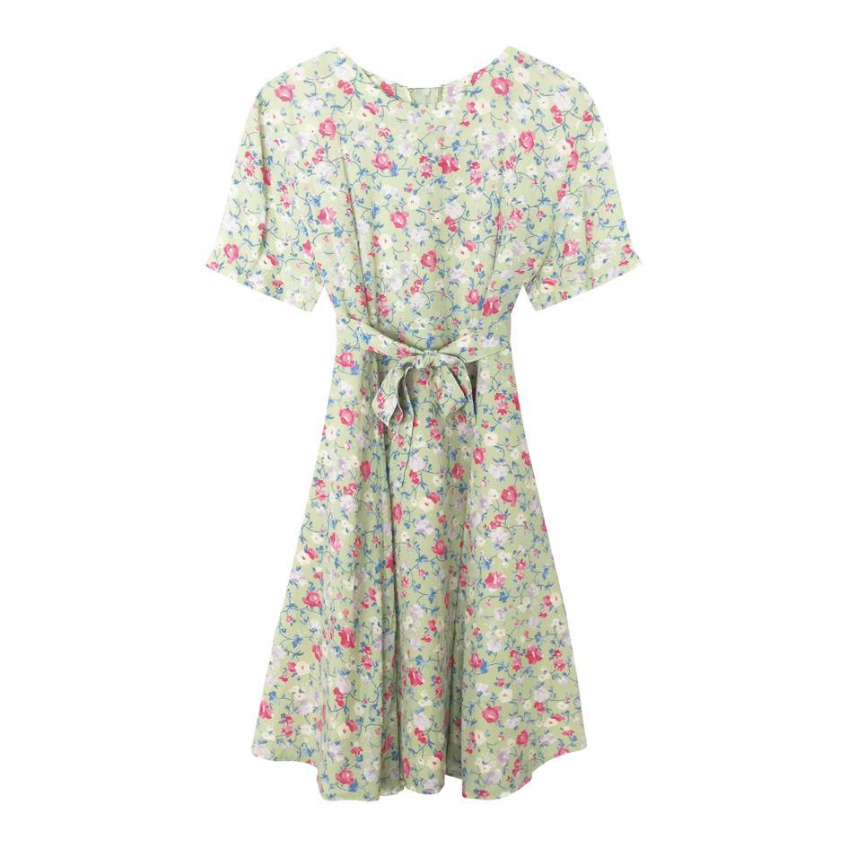 Robes - Robe fleurie