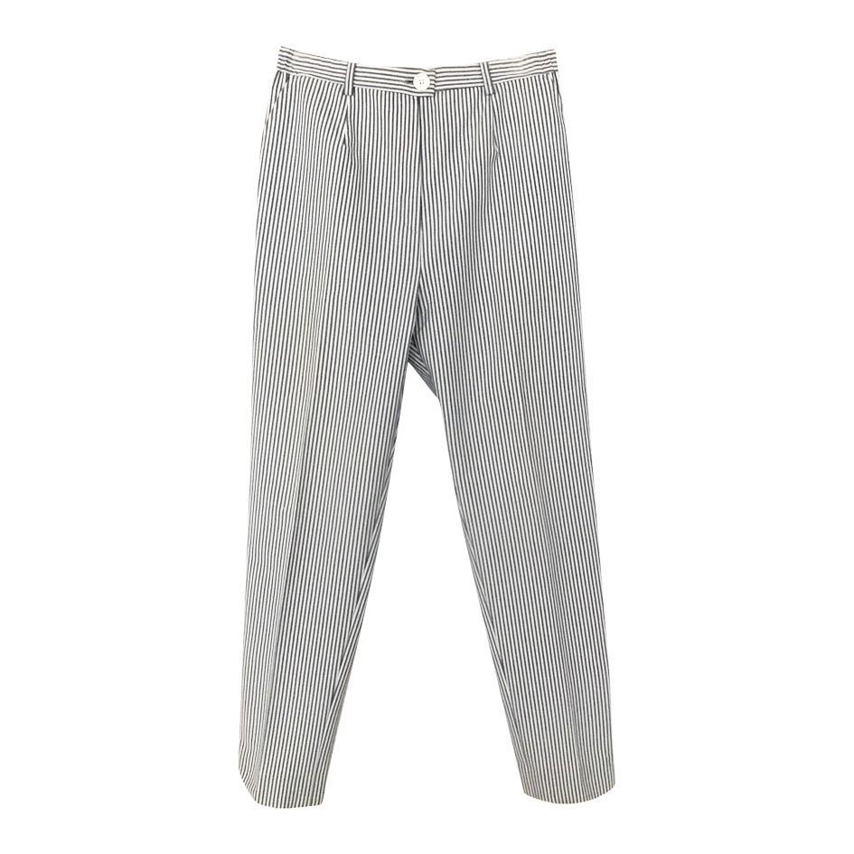 Pantalons - Pantalon seersucker
