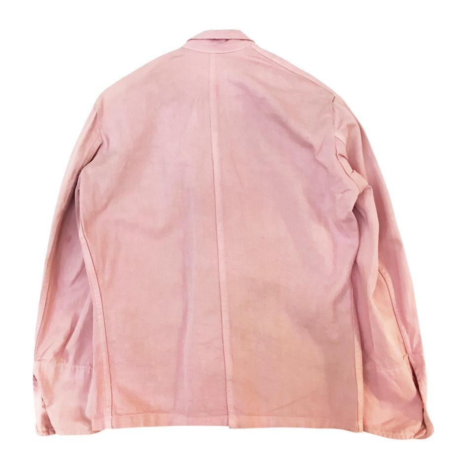 Vestes - Bleu de travail rose