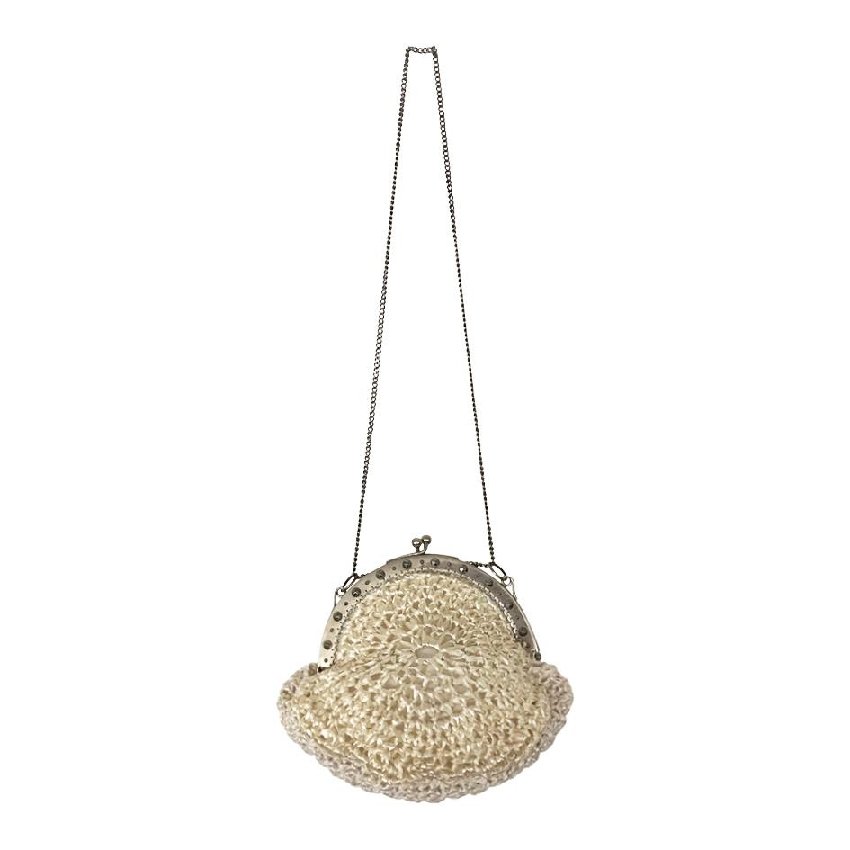 Sacs - Mini sac en crochet