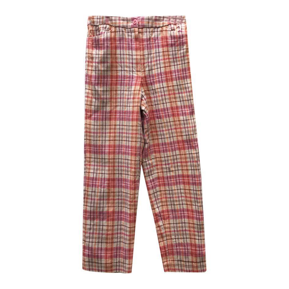 Pantalons - Pantalon en lin