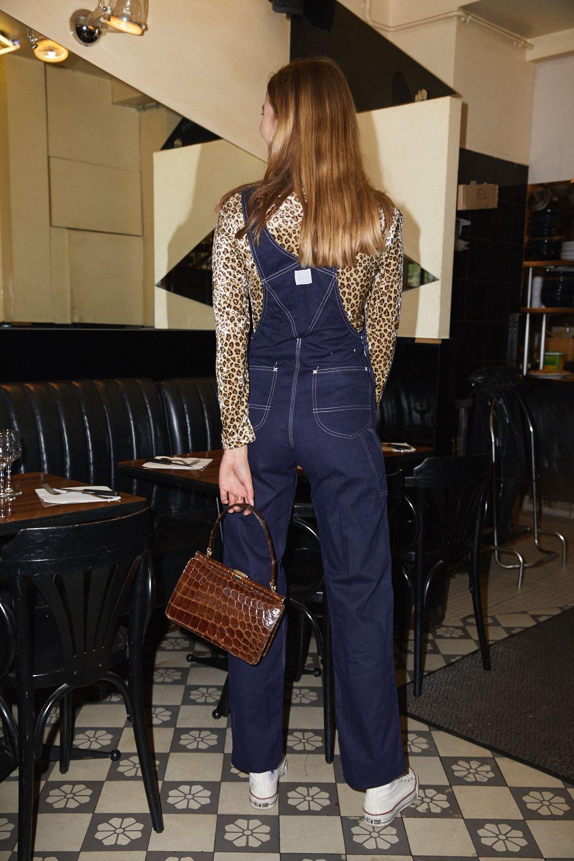 Pantalons - Salopette Lee