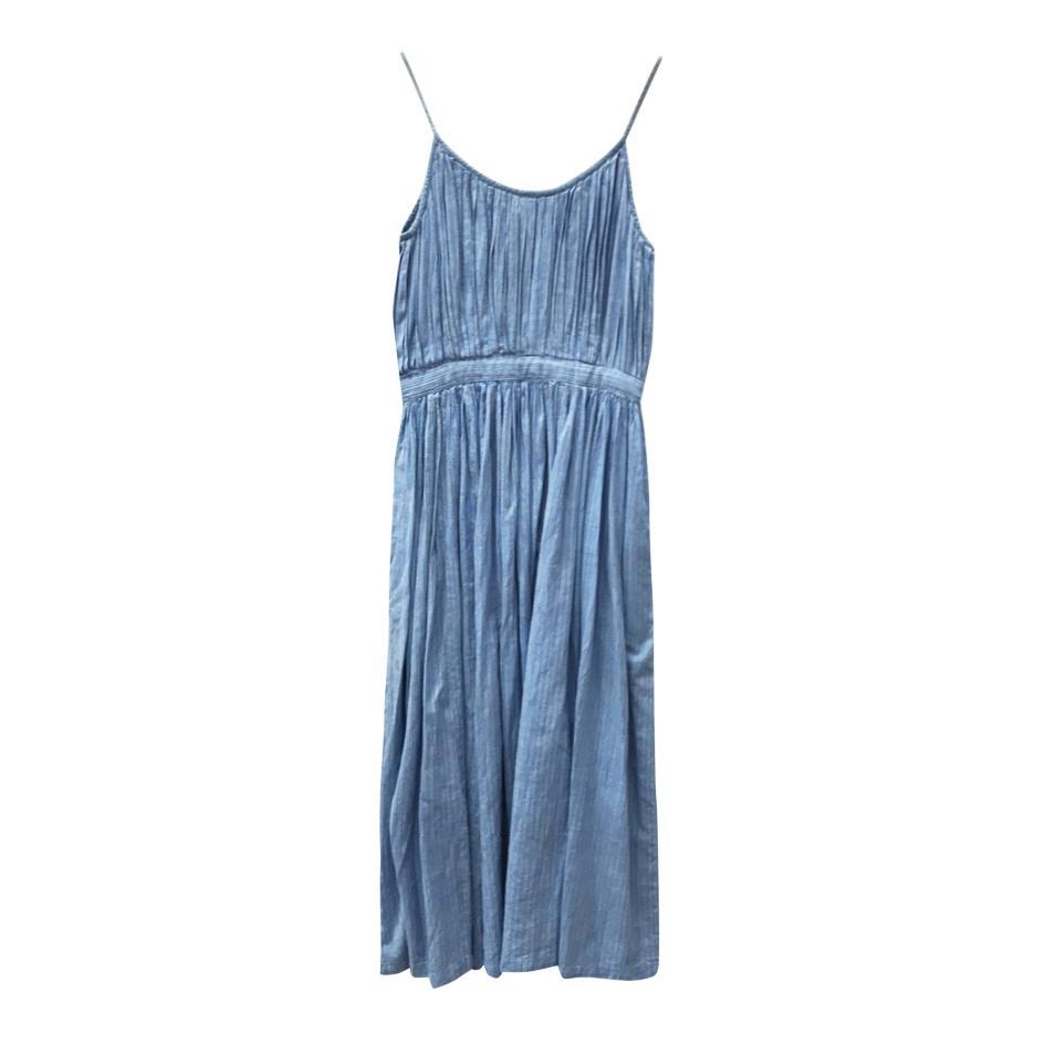 Robes - Robe rayée 70's