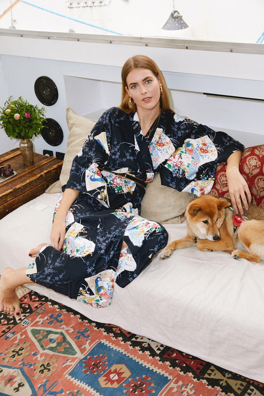 Robes - Kimono