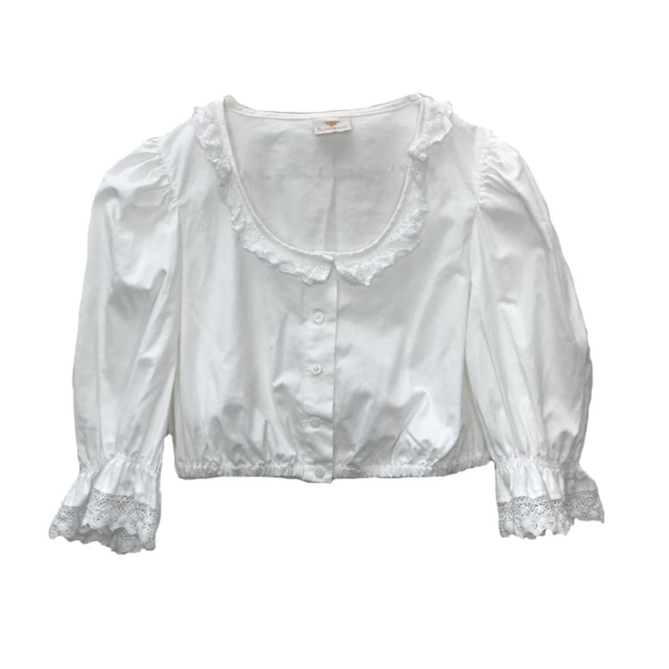 Tops - Blouse autrichienne cropped