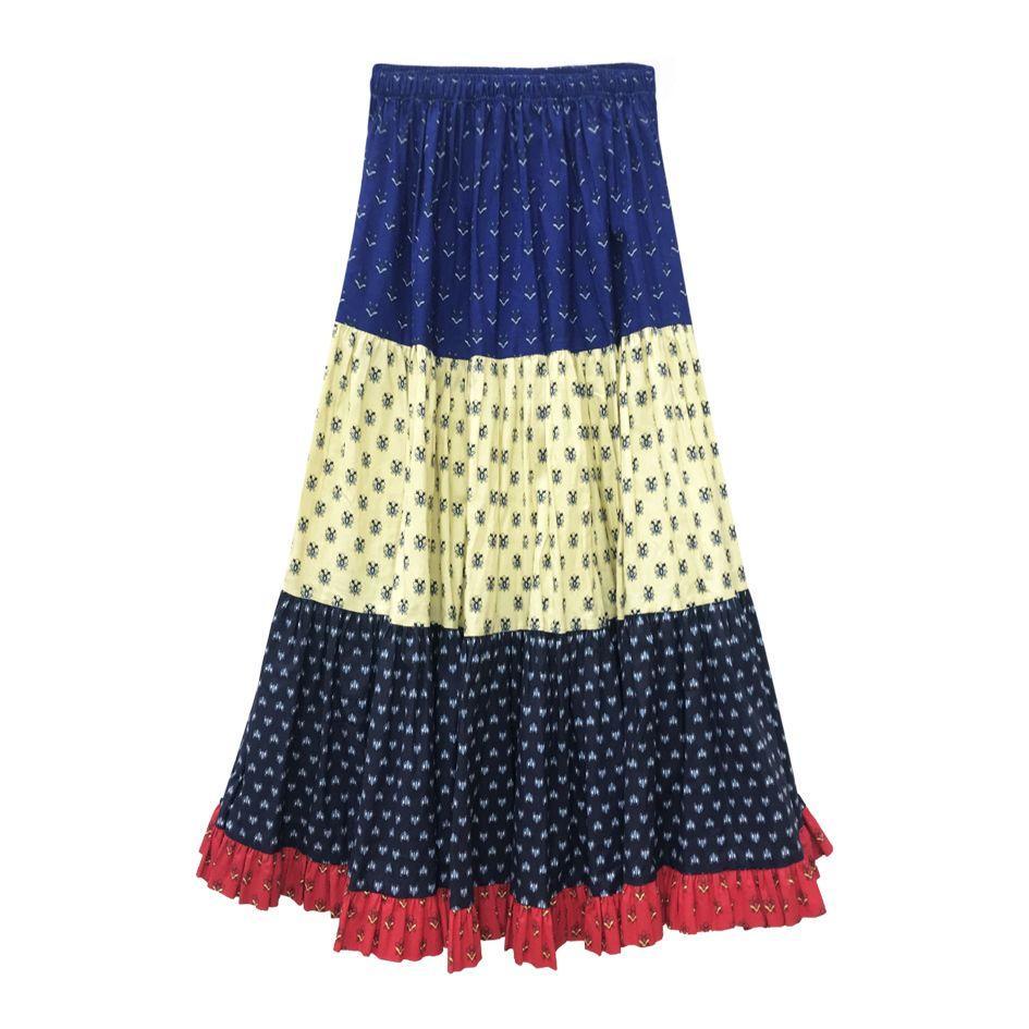 Jupes - Jupe longue provençale