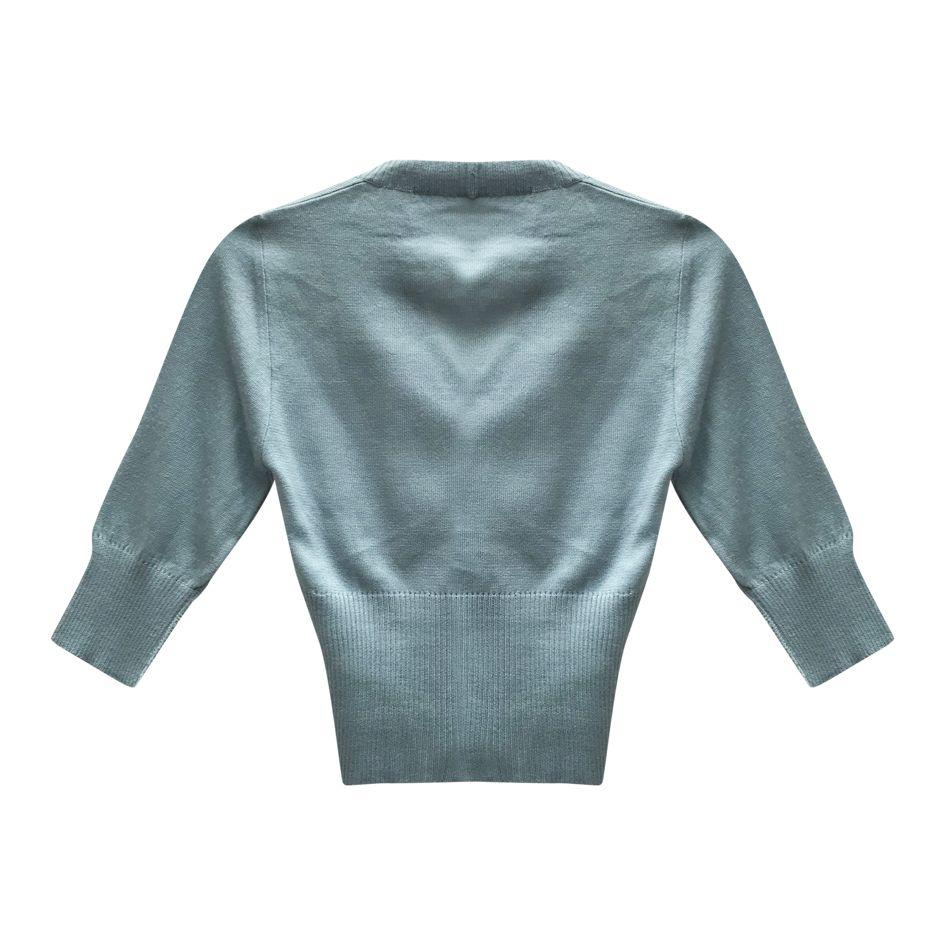 Tops - Cropped top en maille