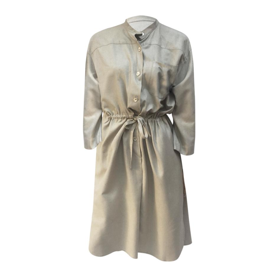 Robes - Robe en soie Guy Laroche