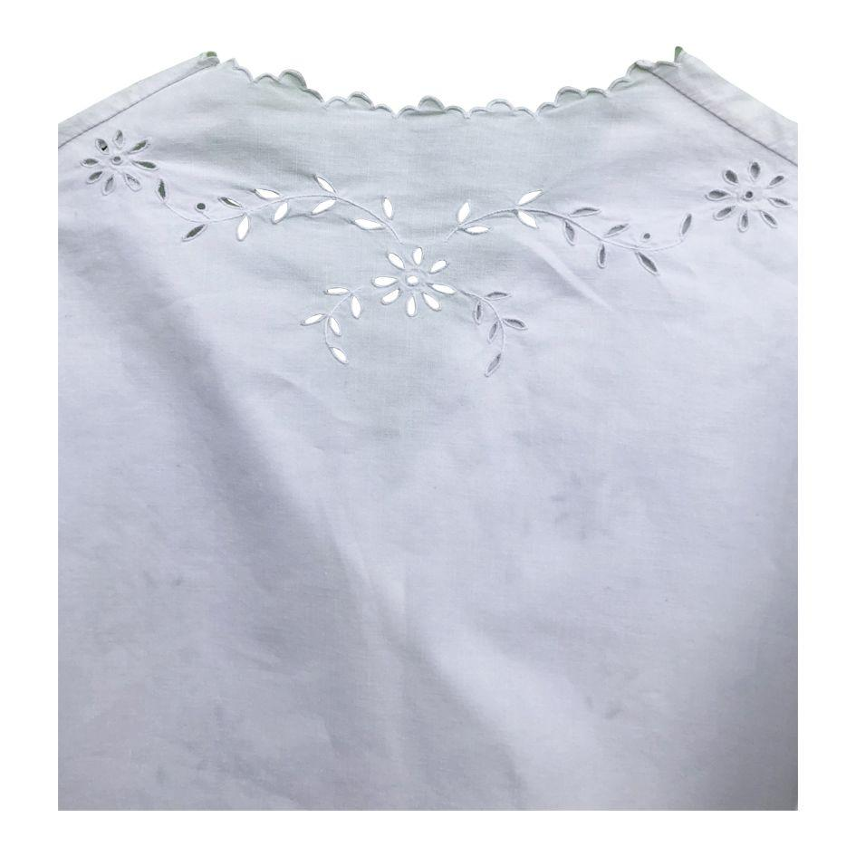 Tops - Blouse à broderies anglaises