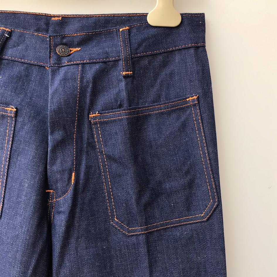 Pantalons - Jeans flare 70's