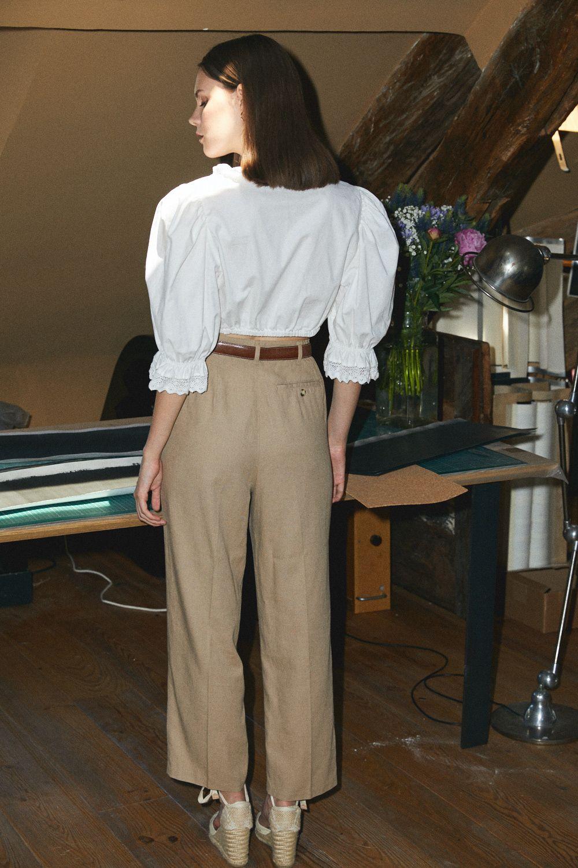 Pantalons - Pantalon japonais