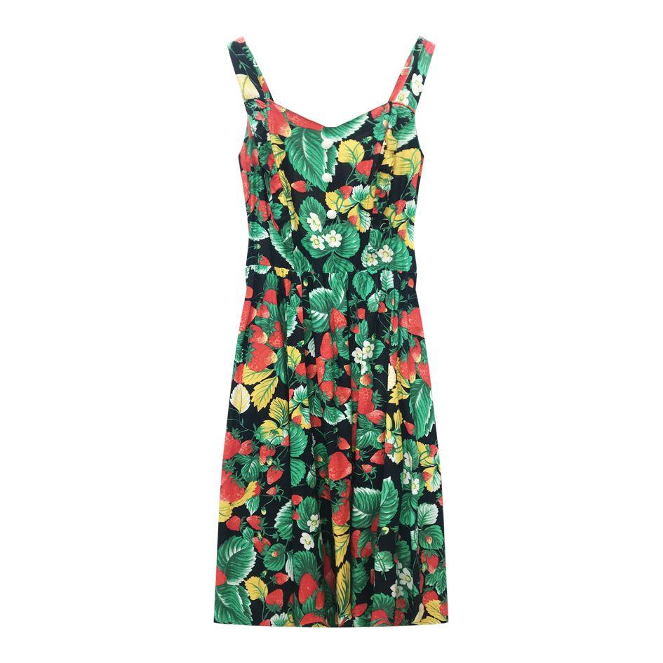 Robes - Robe tropicale
