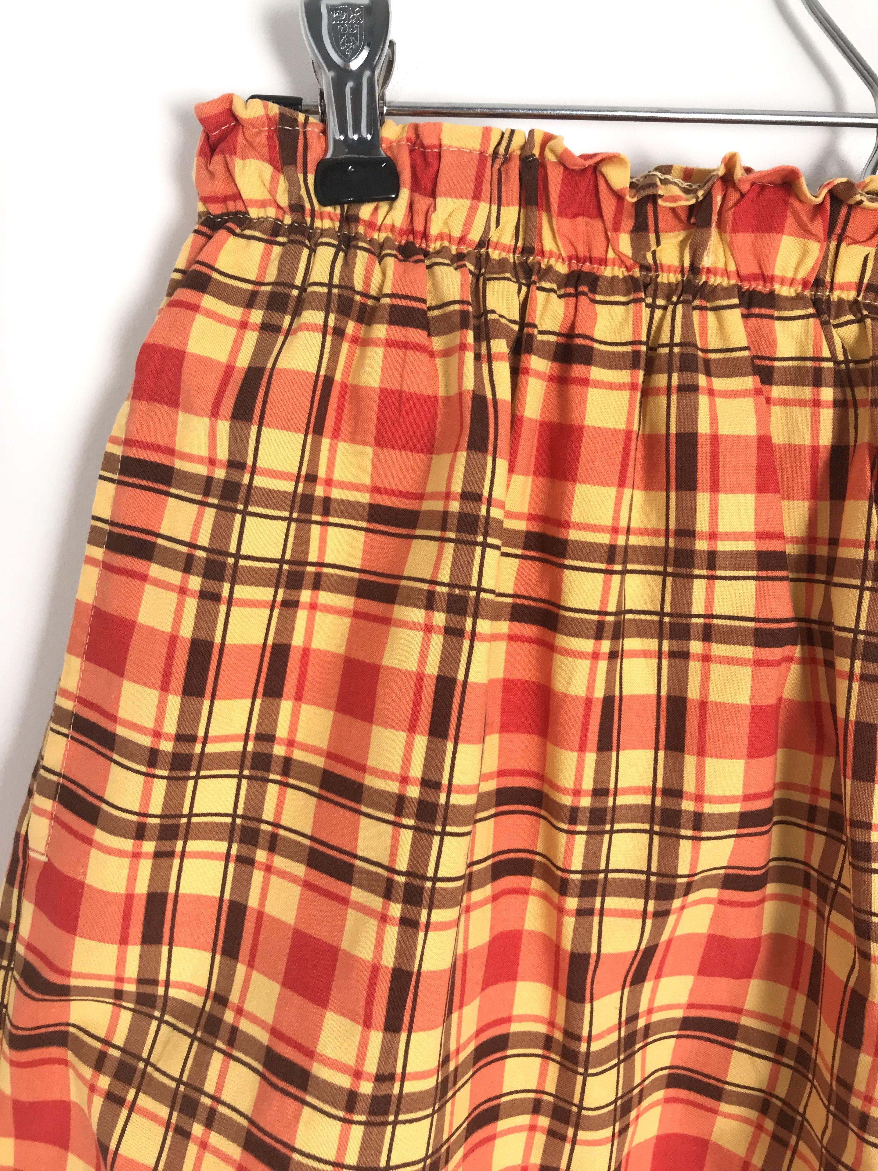 Shorts - Short à carreaux