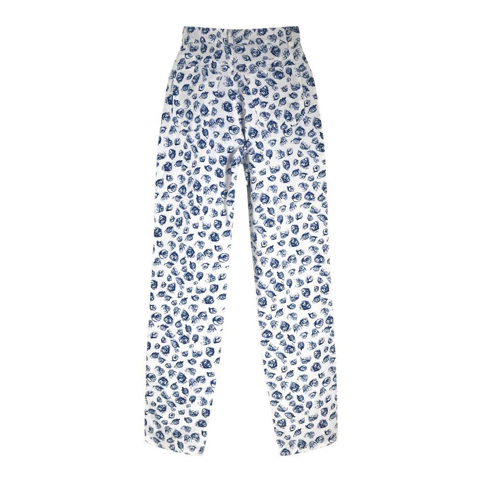 Pantalons - Jean coquillages